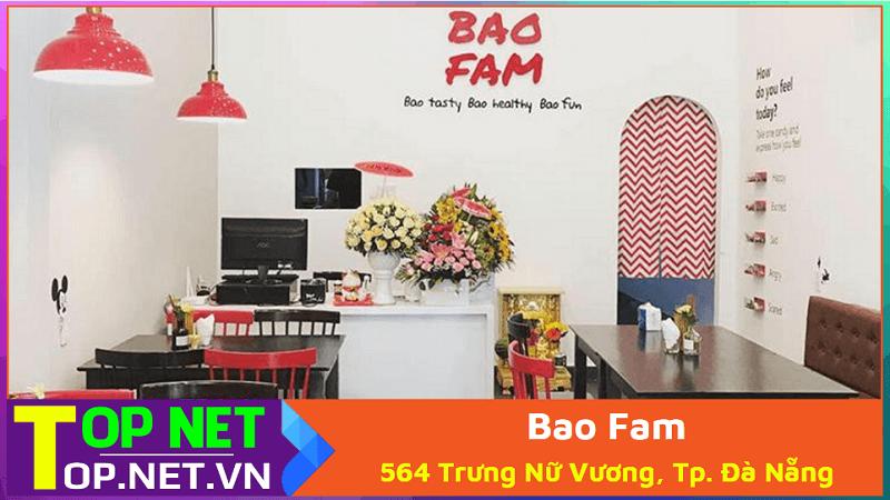 Bao Fam – Tiệm bánh bao ngon ở Đà Nẵng