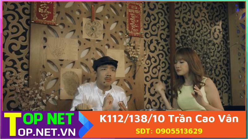 K112/138/10 Trần Cao Vân – 0905513629