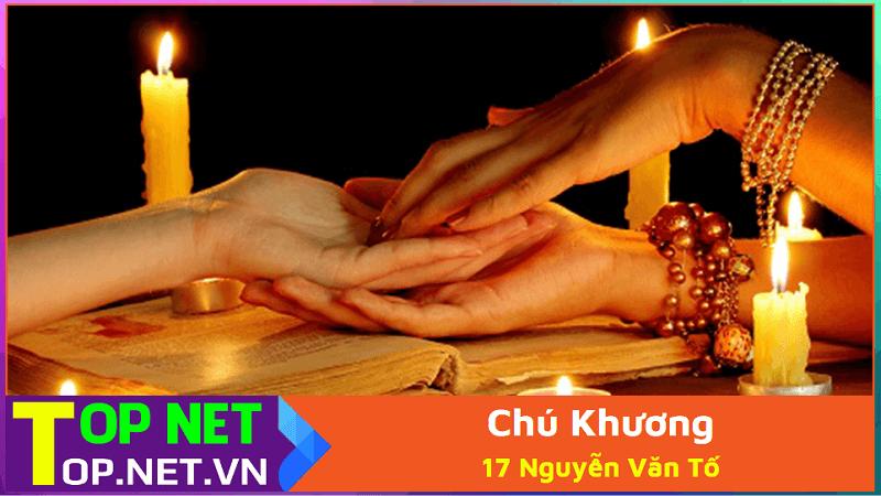 Chú Khương – 17 Nguyễn Văn Tố
