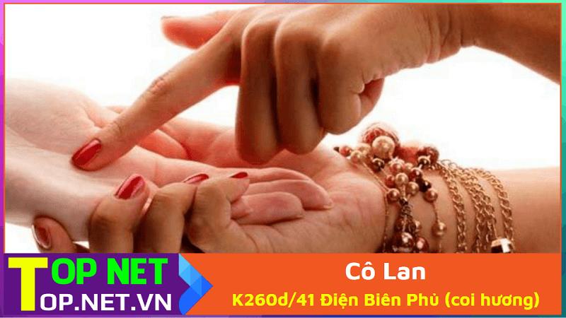 Cô Lan – K260d/41 Điện Biên Phủ (coi hương)