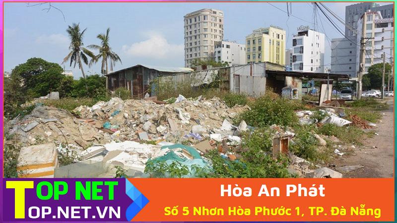 Công ty TNHH DVKT Hòa An Phát