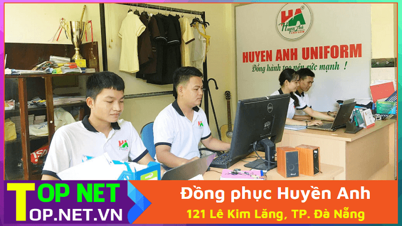 Công ty TNHH Đồng phục Huyền Anh