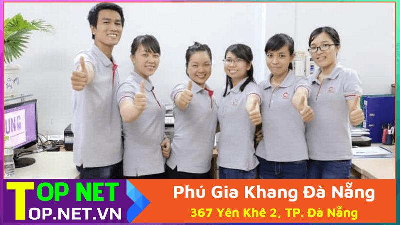 Công ty TNHH TM DV Phú Gia Khang Đà Nẵng