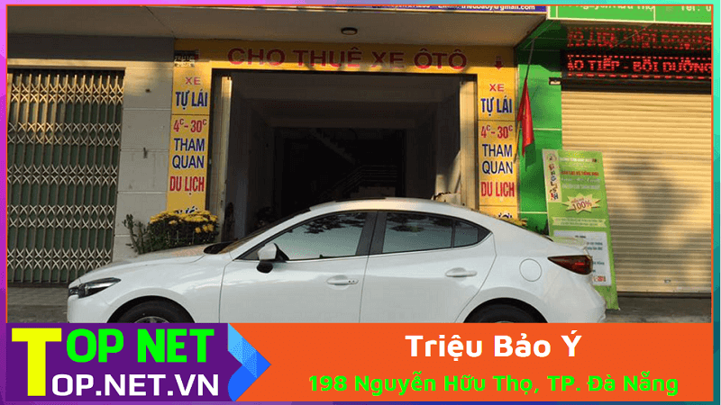 Công ty TNHH TM & DV Tổng Hợp Triệu Bảo Ý