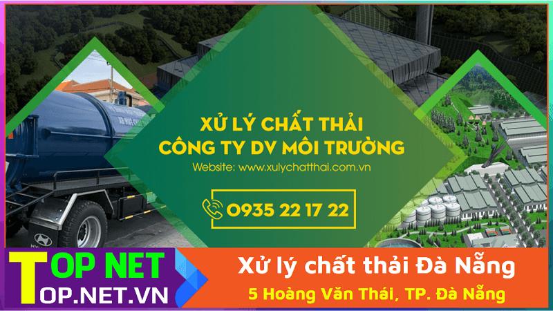 Công ty Xử lý chất thải Đà Nẵng