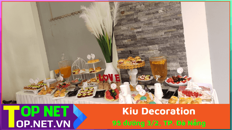 Kiu Decoration