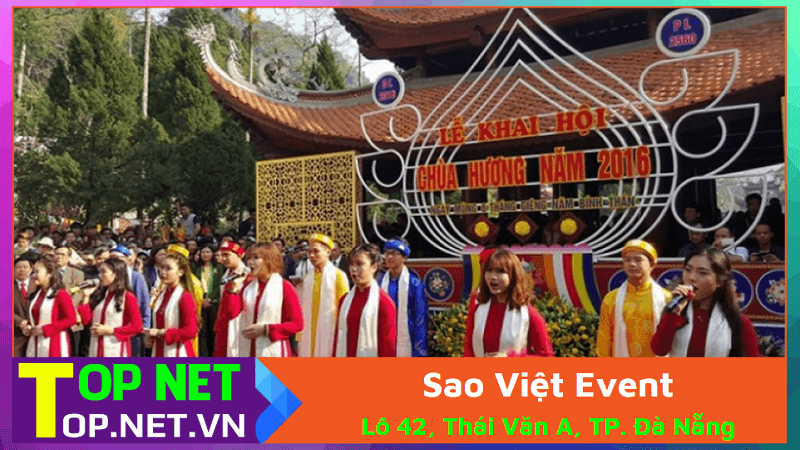 Sao Việt Event