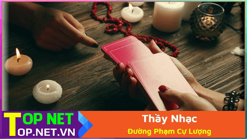 Thầy Nhạc, đường Phạm Cự Lượng, hẻm đối diện trường THPT Hoàng Hoa Thám