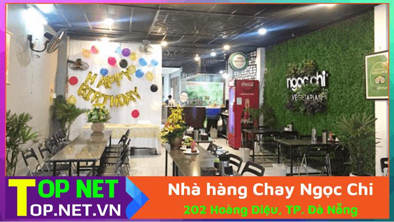 Nhà hàng Chay Ngọc Chi