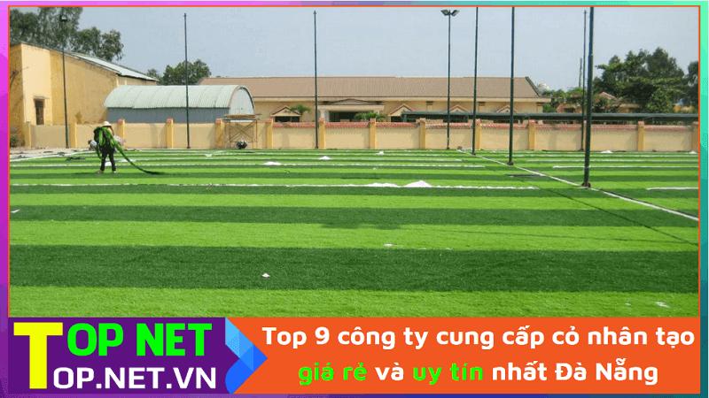 công ty cung cấp cỏ nhân tạo giá rẻ và tốt nhất Đà Nẵng