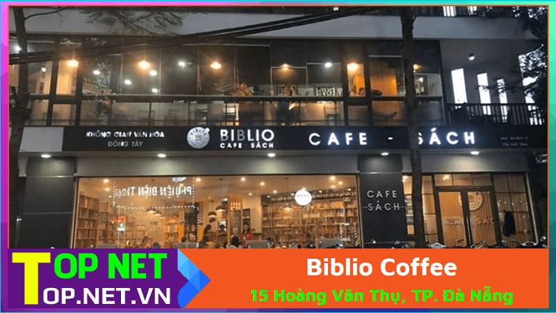 Biblio Coffee – Cafe sách ở Đà Nẵng