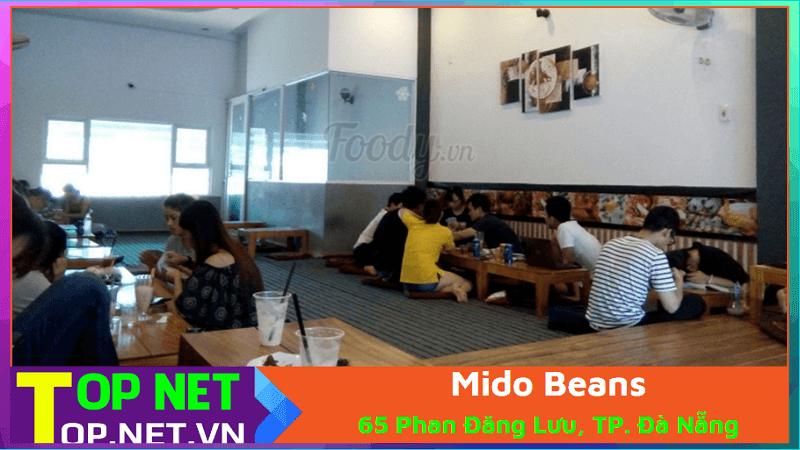 Quán Mido Beans - Cafe đọc sách Đà Nẵng
