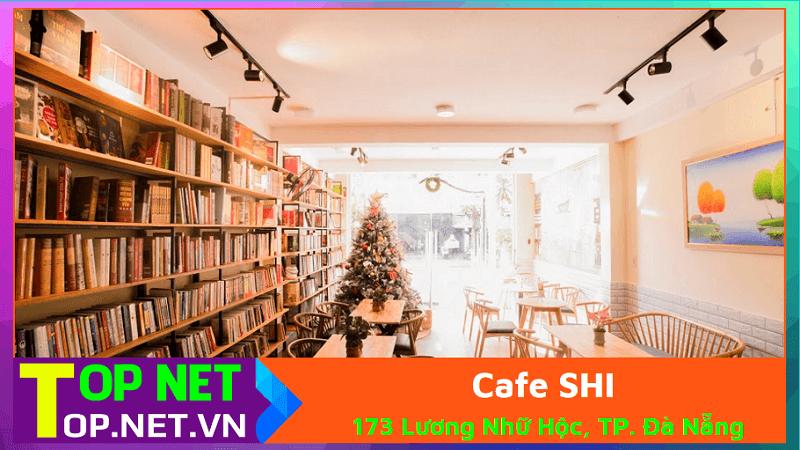 Quán cafe SHI – The Library & Coffee Đà Nẵng