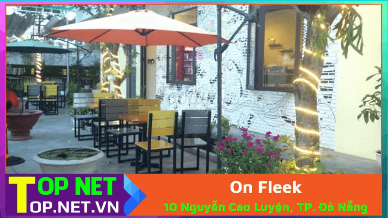 Quán cafe yên tĩnh ở Đà Nẵng – On Fleek