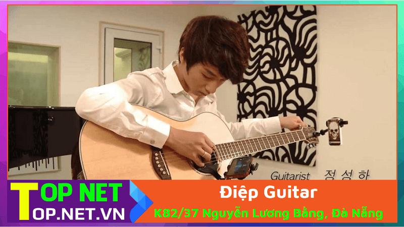 Điệp Guitar - Dạy học đàn guitar ở Đà Nẵng