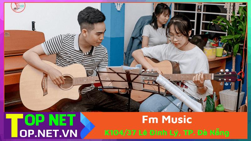 Fm Music – Học đàn guitar Đà Nẵng