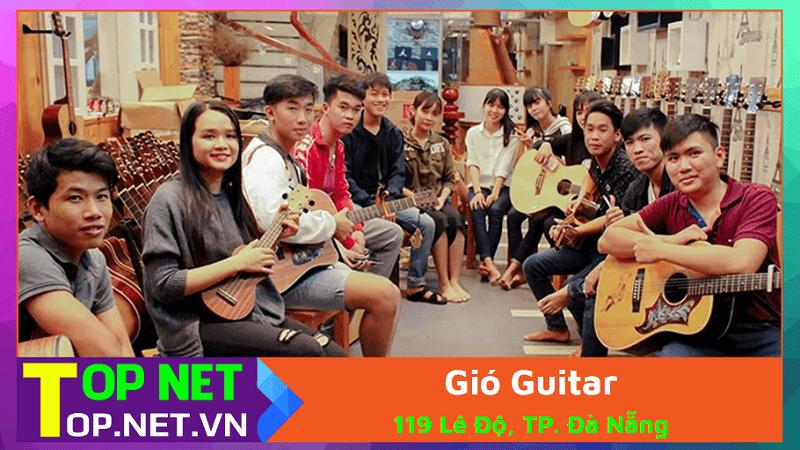 Gió Guitar - Lớp học guitar ở Đà Nẵng