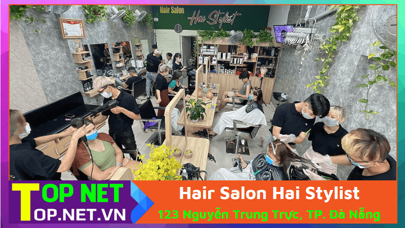 Hair Salon Hai Stylist