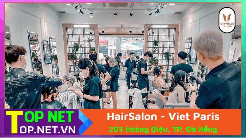 HairSalon - Viet Paris - Tiệm cắt tóc nữ đẹp Đà Nẵng