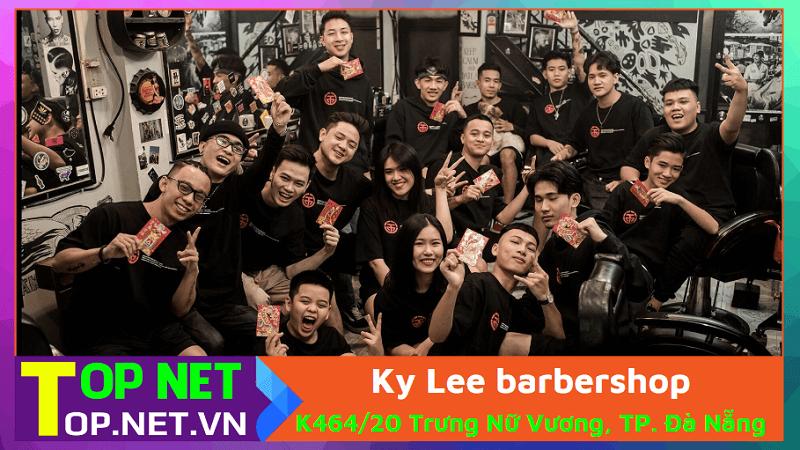 Ky Lee barbershop - Tiệm cắt tóc nam Đà Nẵng