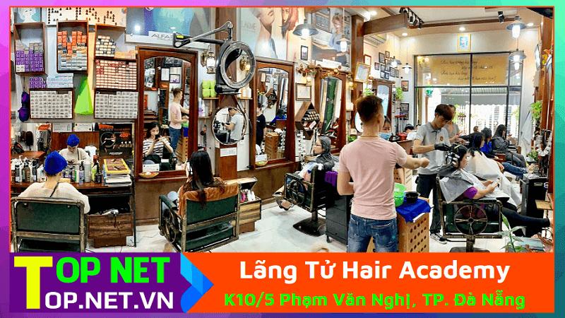 Lãng Tử Hair Academy - Cắt tóc nam tại Đà Nẵng