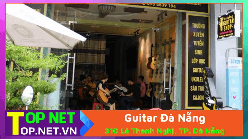 Lớp học đàn Guitar Đà Nẵng