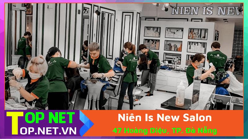 Niên Is New Salon - Quán cắt tóc nữ đẹp ở Đà Nẵng
