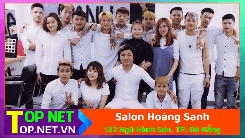 Salon Hoàng Sanh - Tiệm cắt tóc nữ Đà Nẵng