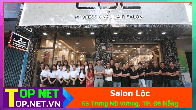 Salon Lộc - Cắt tóc nam nổi tiếng Đà Nẵng