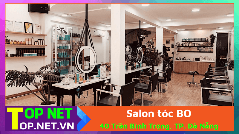 Salon tóc BO