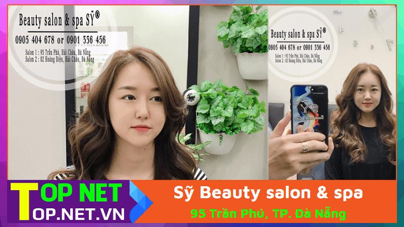 Sỹ Beauty salon & spa - Địa chỉ cắt tóc nữ đẹp ở Đà Nẵng