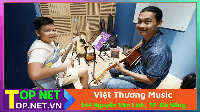Việt Thương Music – Lớp học guitar Đà Nẵng