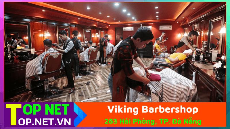 Viking Barbershop - Cắt tóc nam ở Đà Nẵng