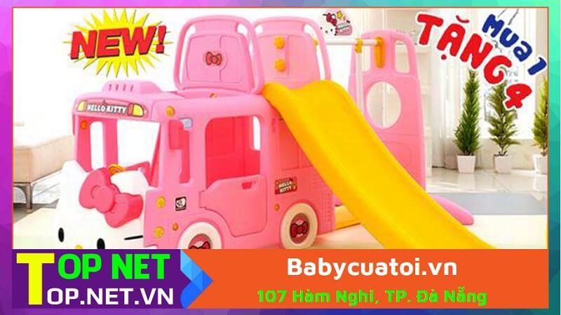 Babycuatoi.vn - Shop đồ chơi trẻ em tại Đà Nẵng