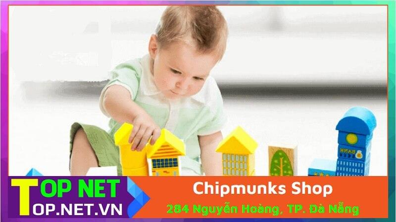 Chipmunks Shop - Cửa hàng đồ chơi trẻ em Đà Nẵng