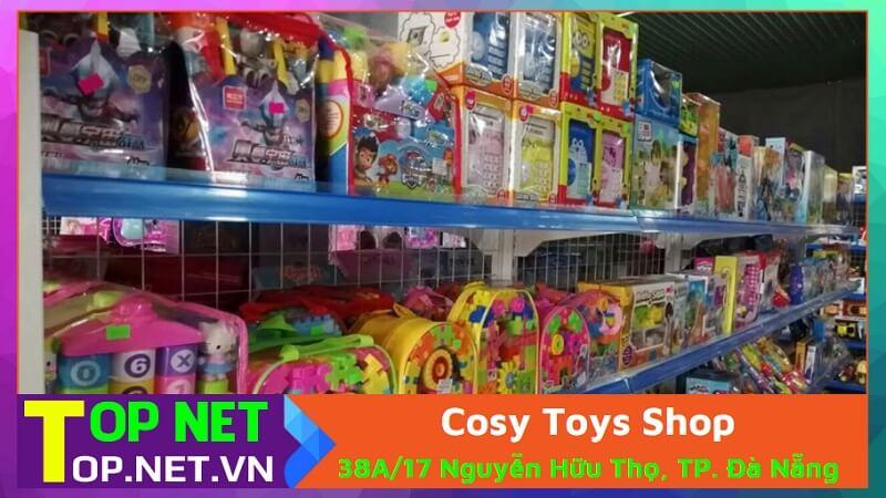 Cosy Toys Shop - Shop bán đồ chơi trẻ em Đà Nẵng