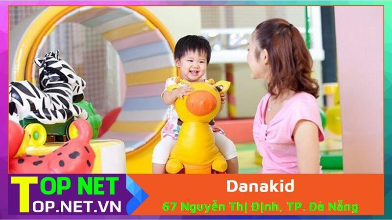 Danakid - Siêu thị đồ chơi trẻ em tại Đà Nẵng
