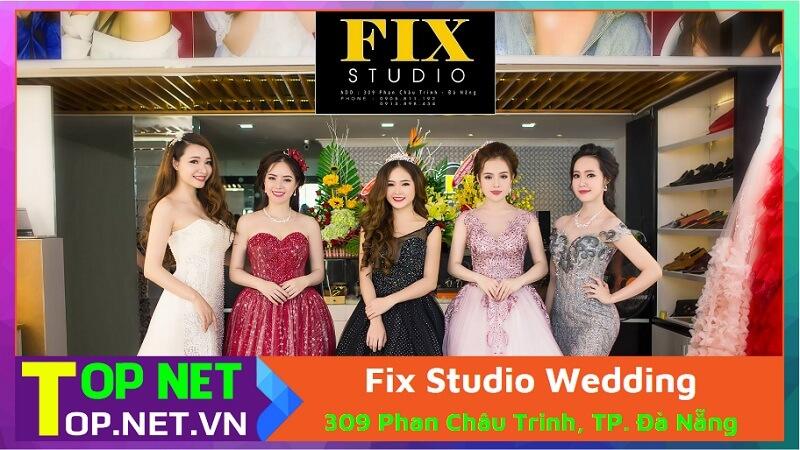 Fix Studio Wedding - Chụp ảnh cưới Đà Nẵng giá rẻ