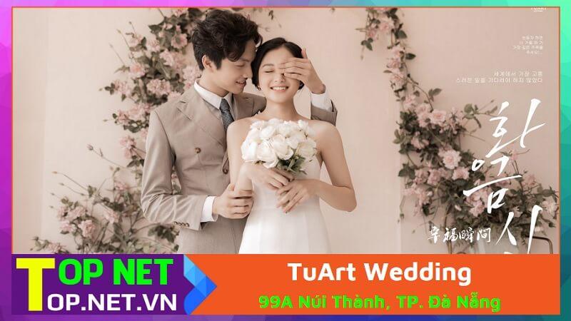 TuArt Wedding - Chụp ảnh cưới tại Đà Nẵng