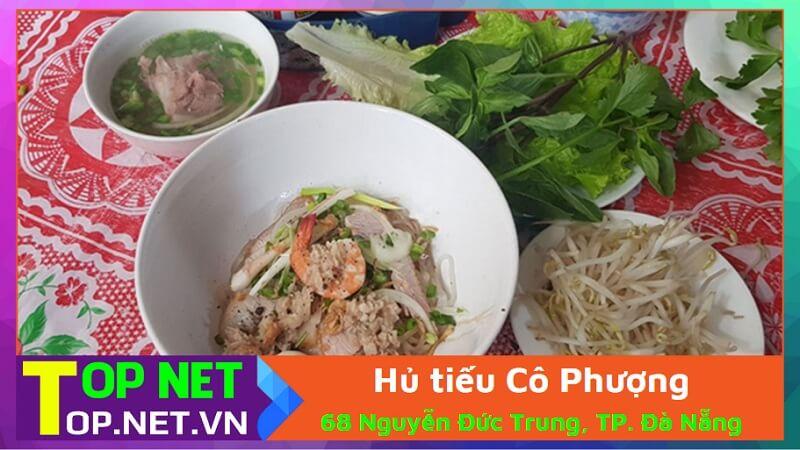 Hủ tiếu Nam Vang Cô Phượng - Hủ tiếu nam vang ở Đà Nẵng
