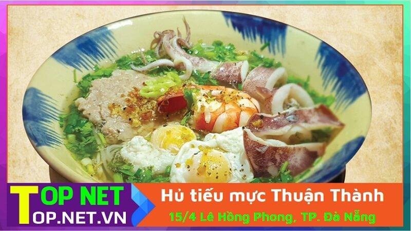 Hủ tiếu mực Thuận Thành - Hủ tiếu mực Đà Nẵng