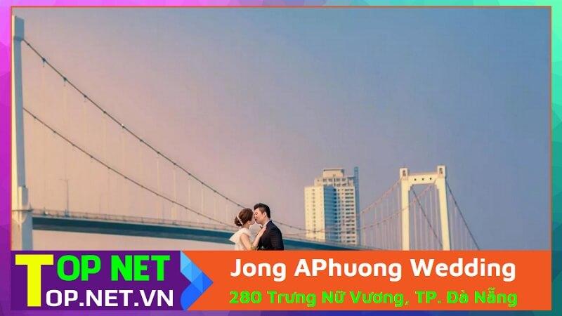 Jong APhuong Wedding - Studio chụp ảnh cưới uy tín Đà Nẵng