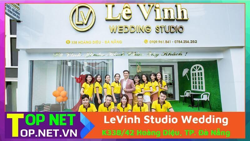 LeVinh Studio Wedding - Chụp ảnh cưới đẹp nhất Đà Nẵng