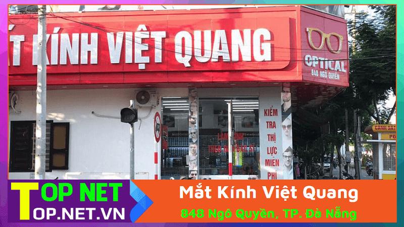 Mắt Kính Việt Quang