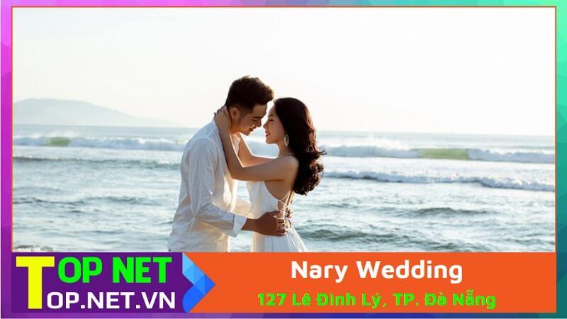 Nary Wedding - Chụp ảnh cưới nổi tiếng Đà Nẵng