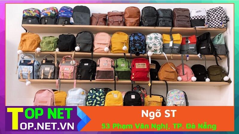 Ngõ ST – Shop Balo & Túi xách Ngõ ST