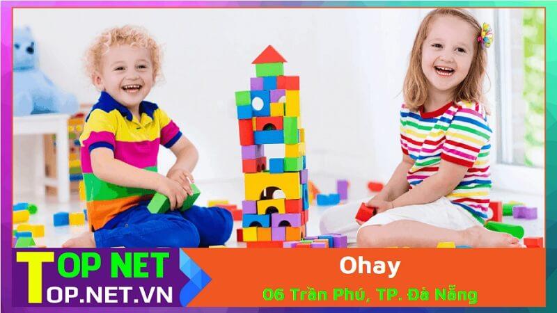 Ohay - Shop đồ chơi trẻ em Đà Nẵng