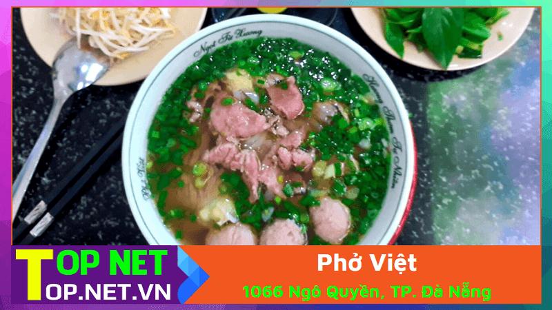 Phở Việt Đà Nẵng