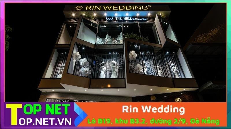 Rin Wedding - Studio chụp ảnh cưới đẹp Đà Nẵng