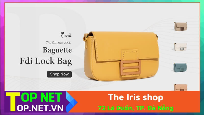 The Iris shop - Shop túi xách ở Đà Nẵng
